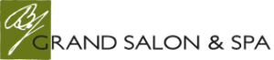 BJ Grand Salon and Spa logo