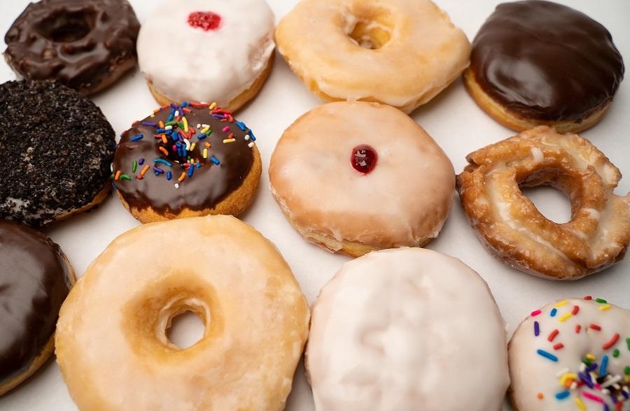Mel-o-cream Donuts