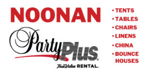 Noonan True Value Rental and Party Plus Logo