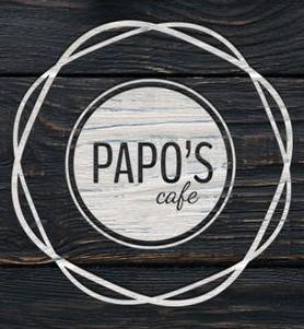 Papo's Cafe Logo