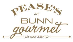 PeasesatBUNNGourmet_Logo