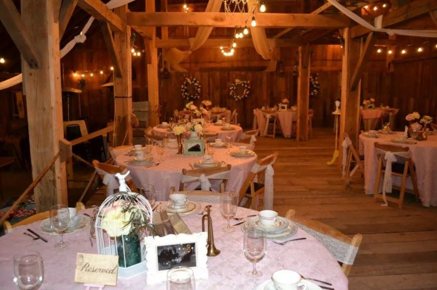 The Old Homestead Event Barn