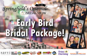 Early Bird Bridal Package with Radio Pro DJs and Prints Charming
